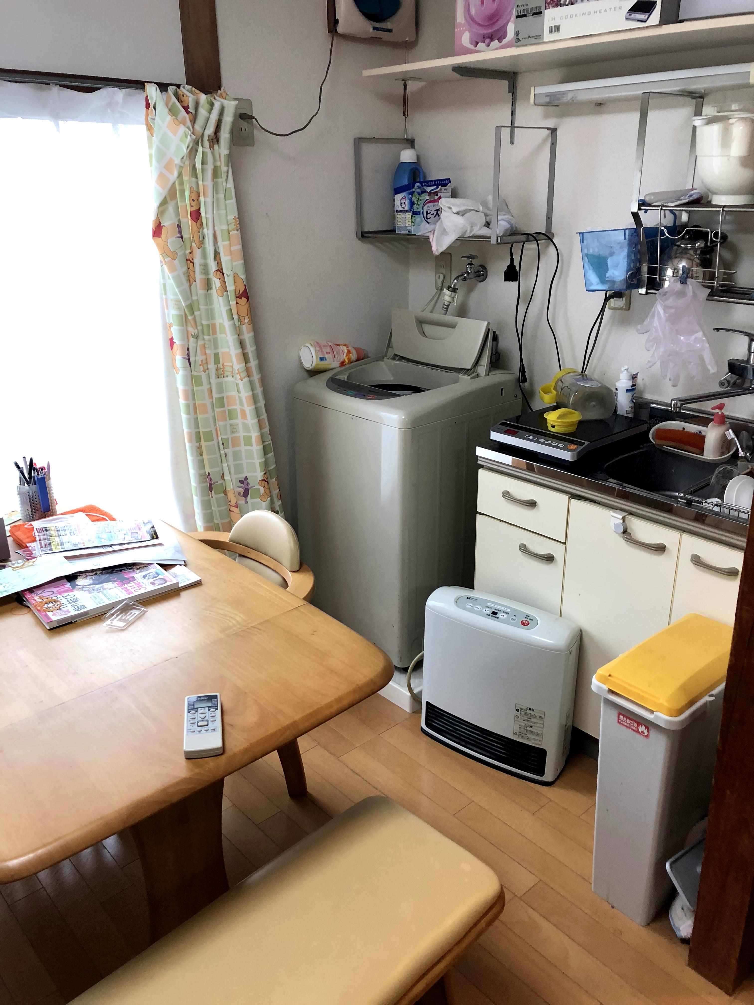 二階キッチン
