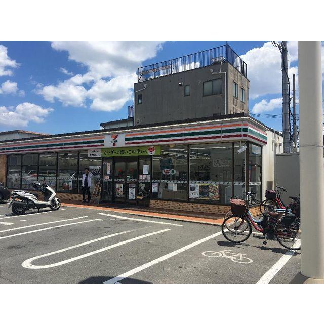 セブンイレブン唐崎北店